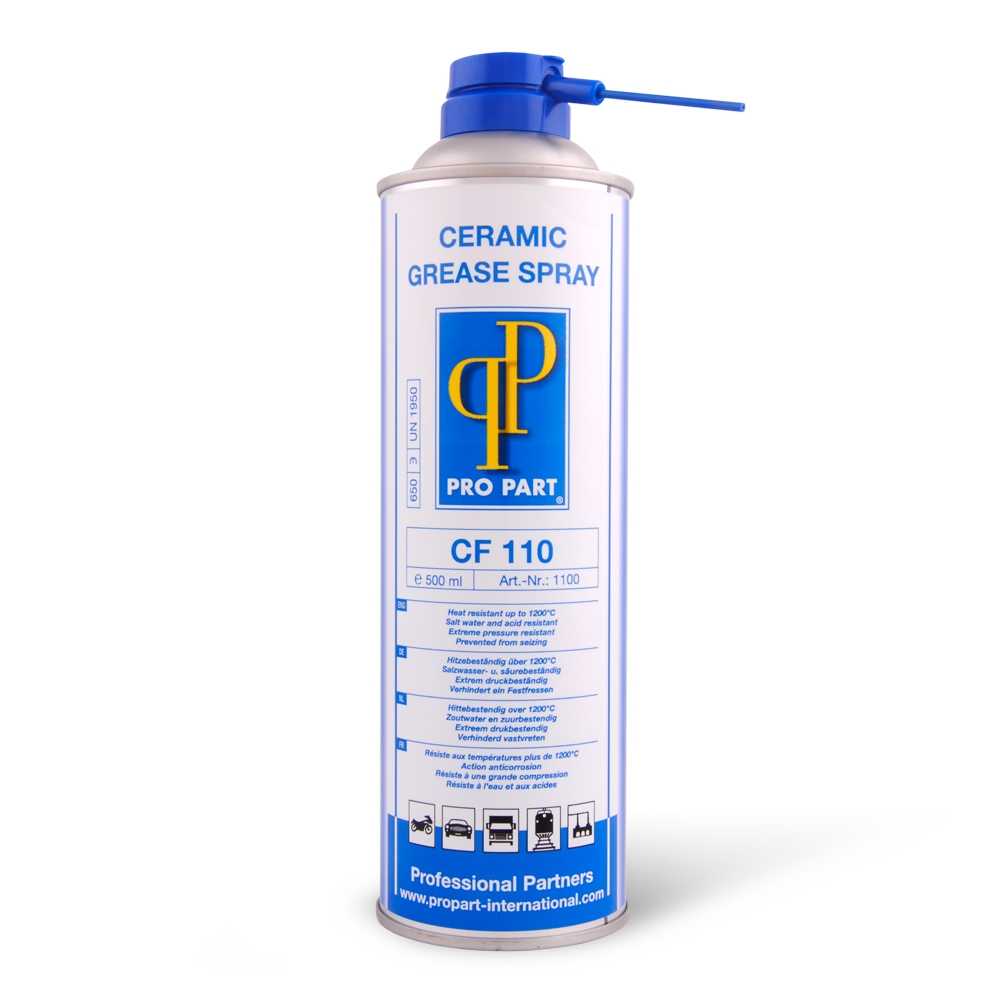 ceramic grease spray -chemical partners